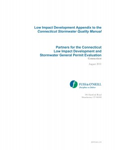 Cover for Stormwater Quality Manual-LID Appendix_001